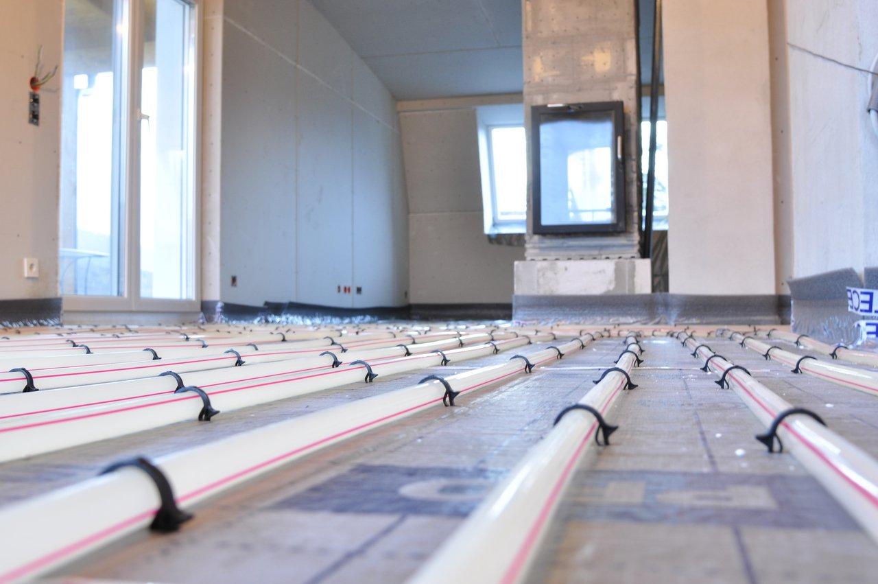 Fußboden Verlegen Freiburg ~ Fußbodenheizungen angenehme wärme kommt von unten ralf kuhn